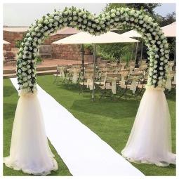 Freie Trauung, Rosenbogen, Hochzeit, Event